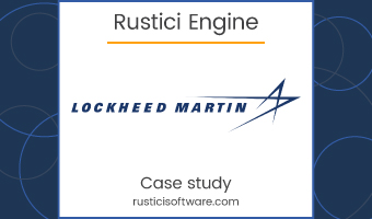 Rustici Engine Lockheed Martin Case Study