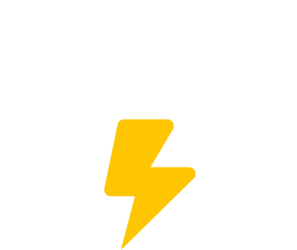 white SCORM cloud icon