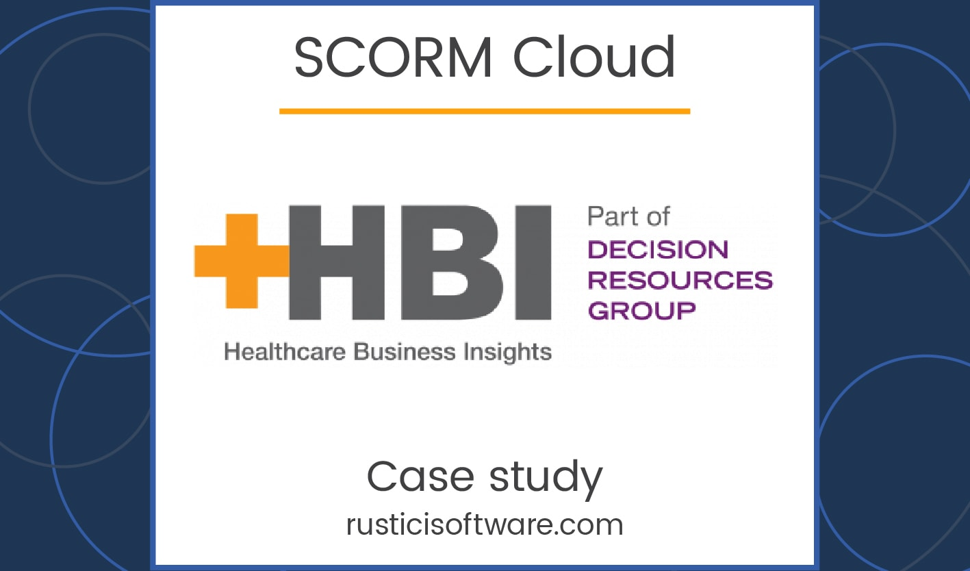 SCORM Cloud Dispatch HBI case study