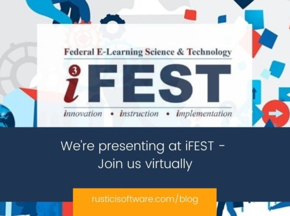 We are presenting at iFEST Join us virtually-min